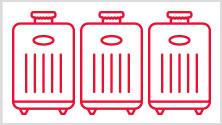 stockage valises saint lazare